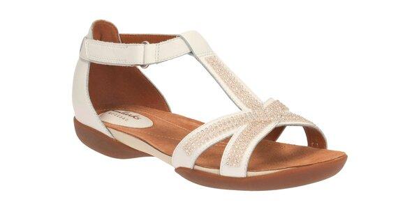 Raffi Star White Leather