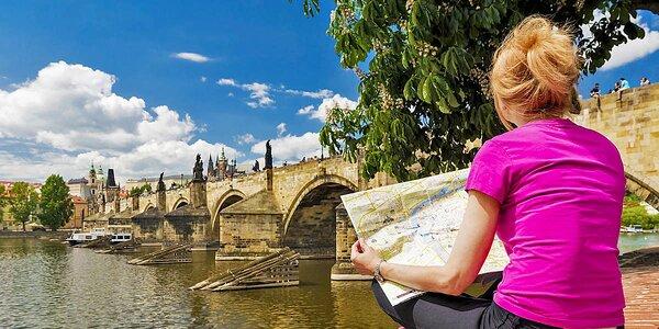 Letní rodinný pobyt v Praze v 3* hotelu