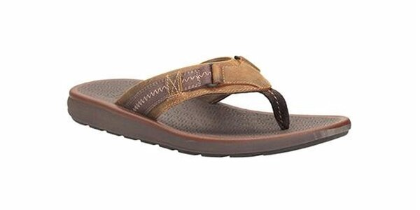 Kernick Beach Tan Nubuck