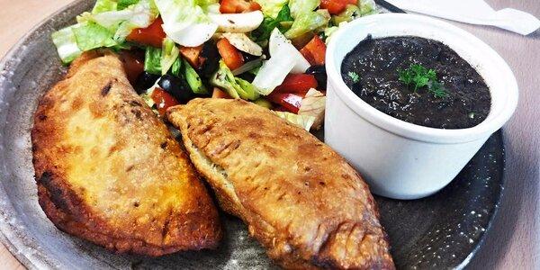 Vynikající veganské obědové menu vč. rozvozu