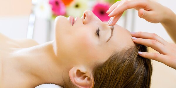 Levandulový relax: 60 minut masáže těla i hlavy