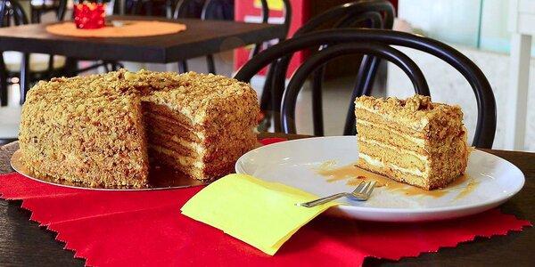 Znamenité dorty pro každou příležitost