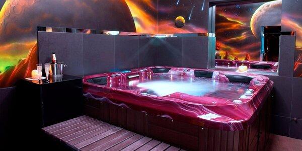 Soukromí a relax v luxusním wellness centru
