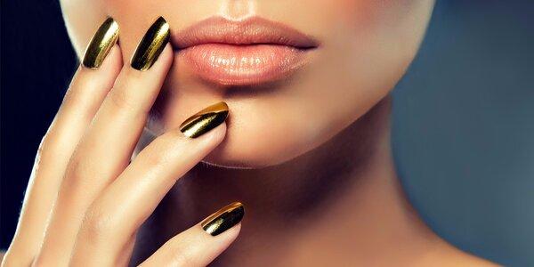 Modeláž nehtů – krásné ruce dle vašeho přání