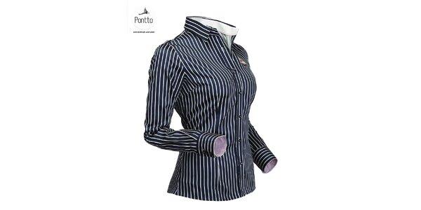 Luxusní trendy košile Pontto