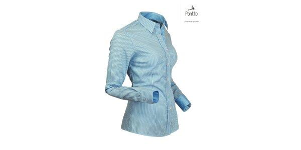 Vkusná košile z dílny Pontto