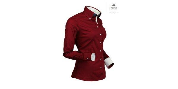 Stylová košile z dílny Pontto