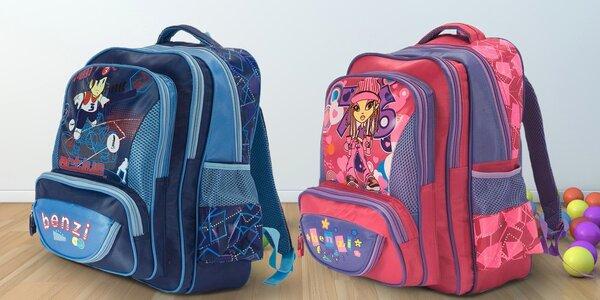 Dětský batoh BENZI na prázdniny
