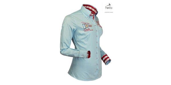 Jachtařská košile Pontto