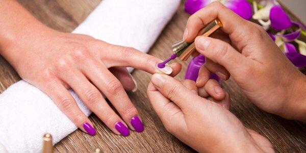 Kompletní péče o nehty