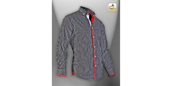 Městská košile z dílny Pontto