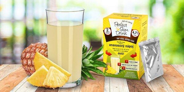 Nápoj podporující hubnutí Perfect Slim Drink