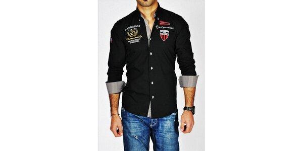 Efektní pánská košile Pontto