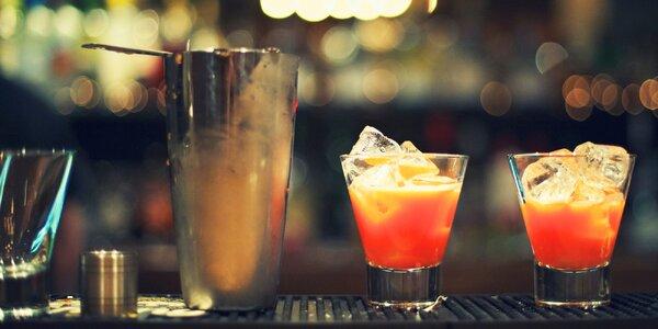 Dva fantastické drinky nebo kávy