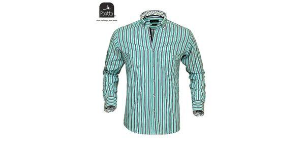 Pánská košile z dílny Pontto