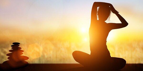 3 lekce jógy pro začátečníky i prokročilé