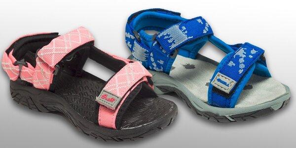 Dětská letní obuv značky NELL