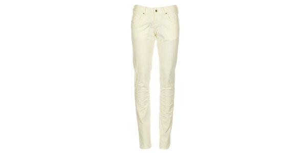 Dámské slonovinové kalhoty Timeout
