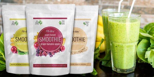 Smoothie šejk: zdravá snídaně nejen na cesty