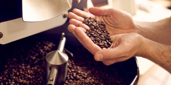 Zážitkový workshop Jak správně pracovat s kávou