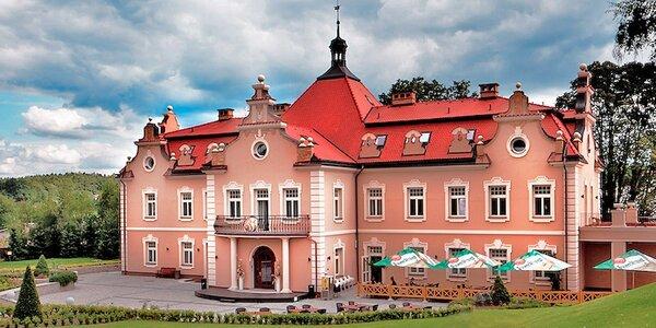 Aktivní rodinný pobyt na zámku Berchtold