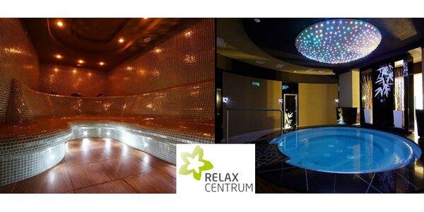 187 Kč za 135 minut relaxace v moderním wellness centru Vitální svět.