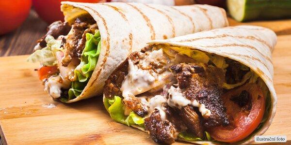 Pouliční dlabanec: Originální turecký kebab