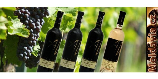 129 Kč za kvalitní archivní víno!