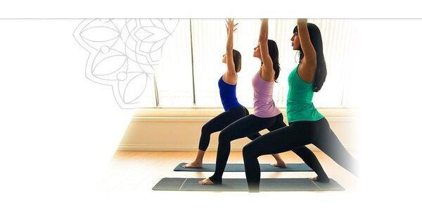 Soukromá - individuální lekce jógy 90 minut u Vás doma nebo ve studiu. 1+1…
