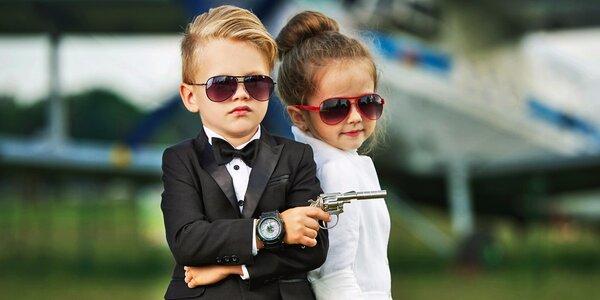 Dvoudenní hra pro děti: Staň se tajným agentem
