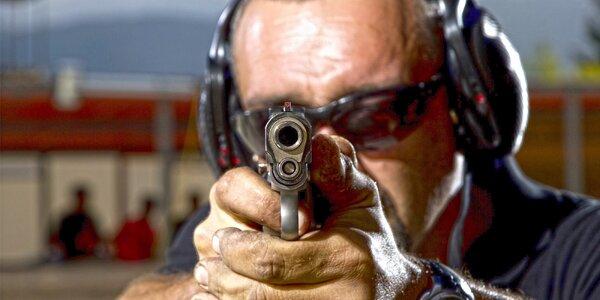 Pojďte na střelnici: obří výběr zbraní