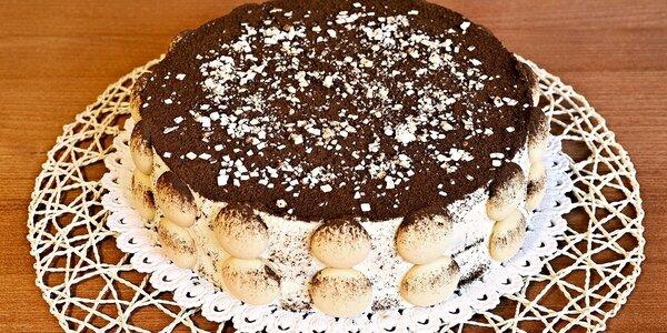 Poctivý sladký dort dle vašeho výběru