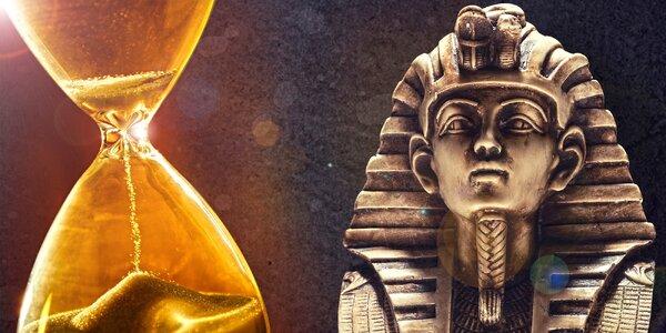 Únikovka v egyptském duchu: Utečte z pyramidy