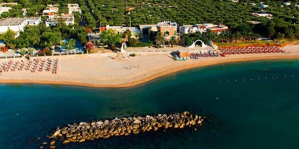 Dovolená u italské pláže vč. dopravy a večeří