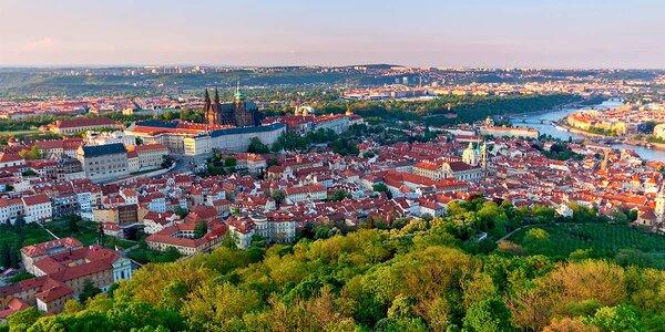Romantika pro dva nedaleko centra Prahy