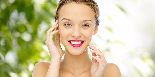 Kosmetické ošetření pro krásnou pleť