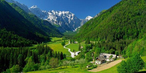 Pobyt v srdci slovinské přírody vč. polopenze