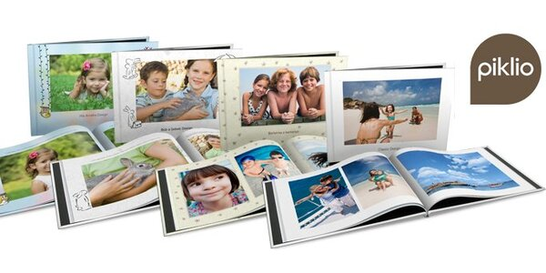 249 Kč za krásnou fotoknihu s 24 stranami z vlastních fotografií!
