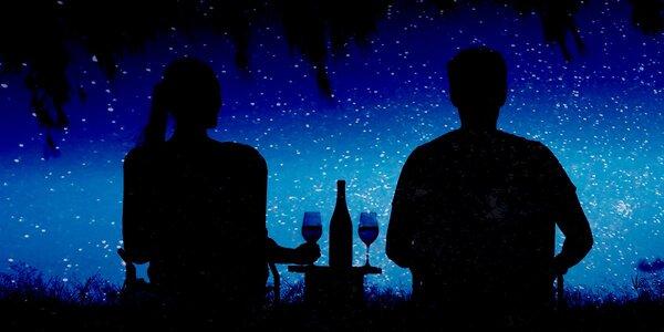 Piknik pod hvězdami: Kouzelný večer pro romantiky