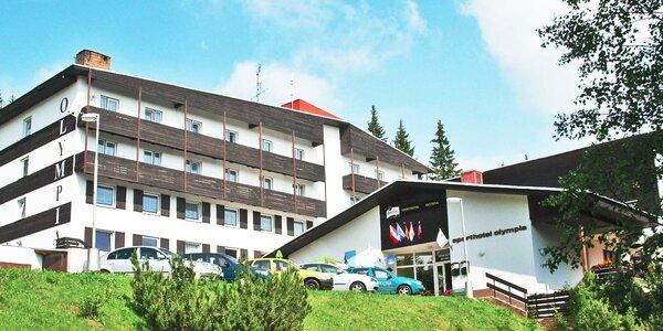 Aktivní podzim na Šumavě v hotelu Olympia