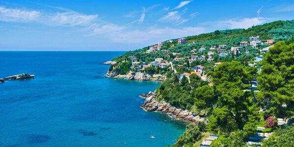 Super týden v Černé Hoře: Letecky a se snídaní