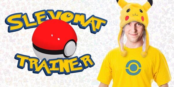 Hodina lovení Pokémonů se zkušeným trenérem