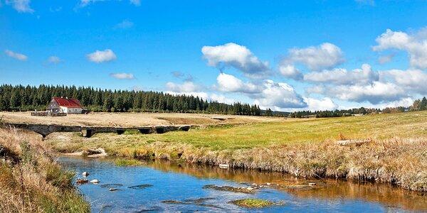 Podzimní relax v Jizerkách pro partu či rodinu