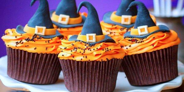 Lahodné domácí muffiny nebo cupcaky