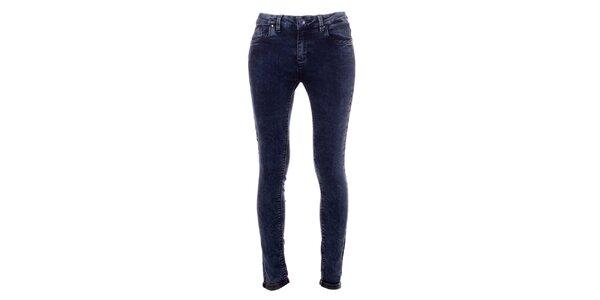 Dámské tmavě modré skinny džíny Bleifrei