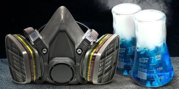 2 jedinečné drinky Heisenberg podávané v baňce