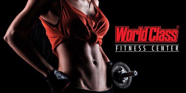 Buďte fit: 2měsíční členství ve World Class