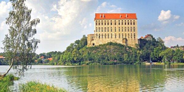 Cesta v čase: Šermířský víkend na zámku Plumlov