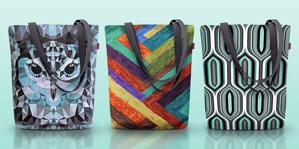 Designová taška Sunny s různými motivy
