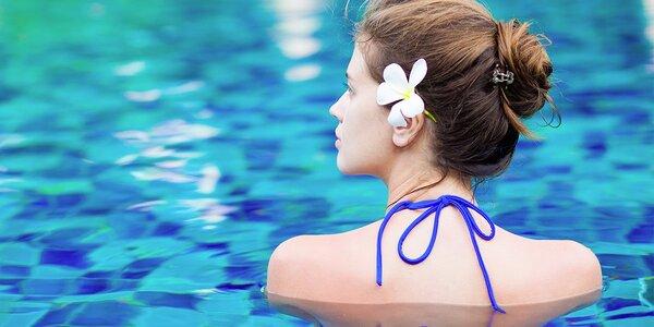 Prima relax: Koupání v bazénu a nahřátí v sauně